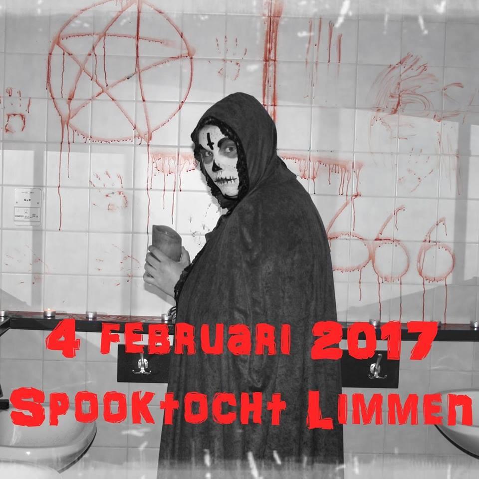 Spooktocht 4 Februari 2017