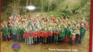 70-Jarig Jubileumkamp